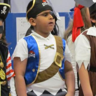 2K Pirate Assembly February 2016