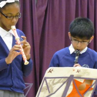 Yrs 2-6 Recorder Concert - June 2016