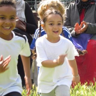 AM Nursery School Games Day 2016
