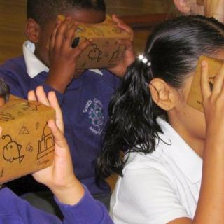 Year 3 go on an exciting Google Expedition