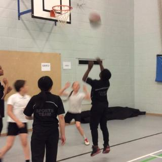 Basketball Competition - May 2017