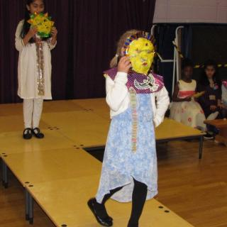 4SH Class Assembly all about the Egyptians - September 2017