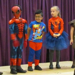 Whole School Assembly – Our Heroes – Year 2