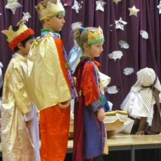 Reception and Key Stage 1 Nativity