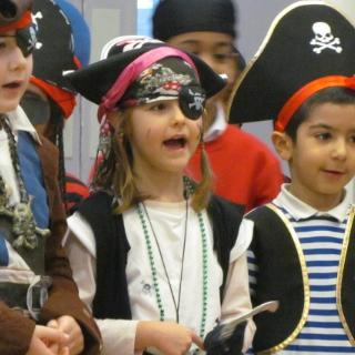 2K Pirate Day Assembly February 2018