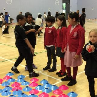 SPORT: Active English and Maths Festival APRIL 2018