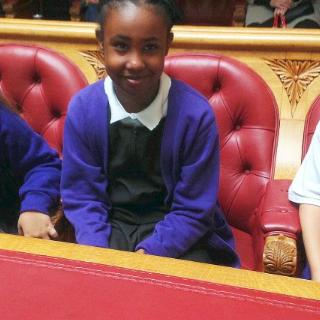 Year 5 Town Hall visit - October 2019